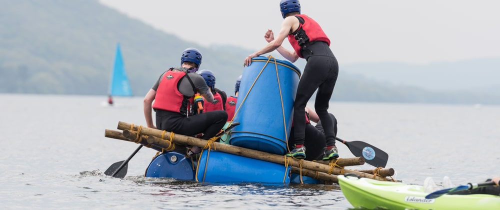 outdoor activities in the lakes