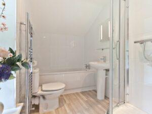 Cove Lodge Bathroom 1