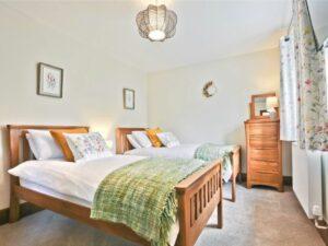Hillberry Cottage Bedroom 3