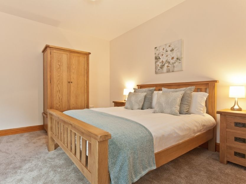 Pier & Tower Cottages Bedroom 4