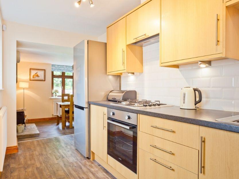 Cove Lodge Kitchen 2