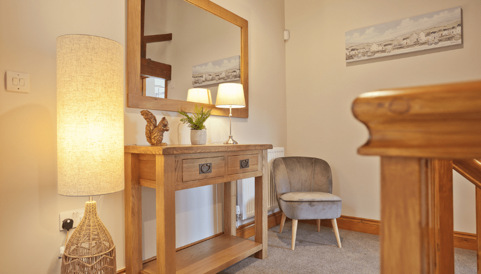 The Barn Cottage Mirror