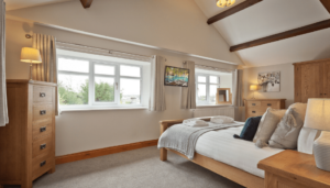 The Barn Cottage Bedroom 2