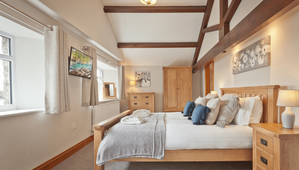 The Barn Cottage Bedroom 3