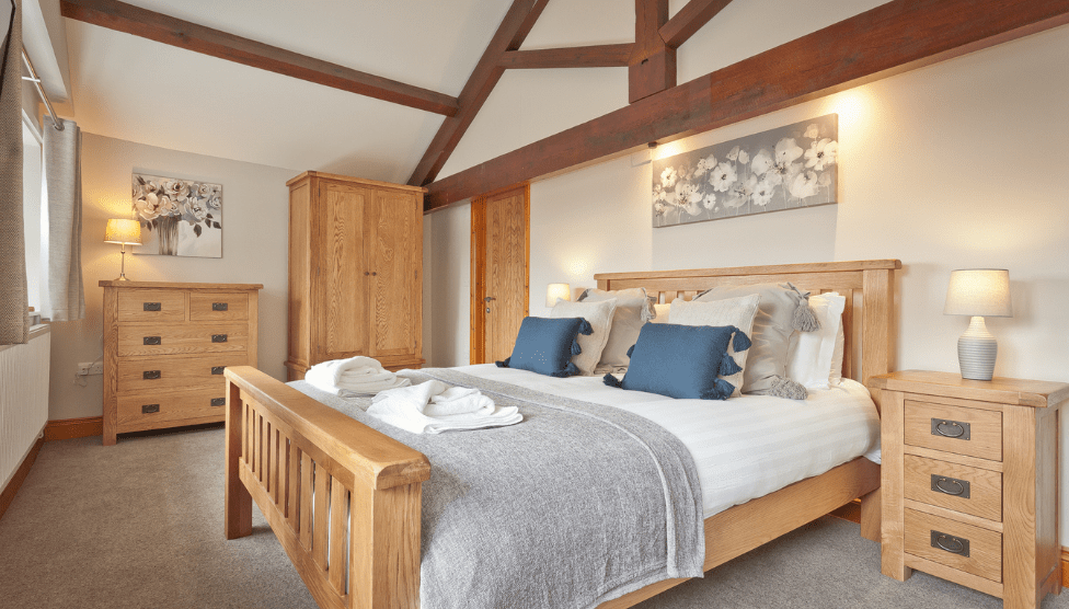 The Barn Cottage Bedroom 4