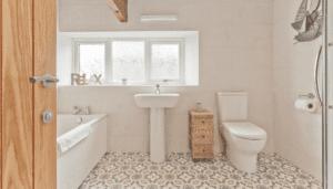 The Barn Cottage Bathroom 2