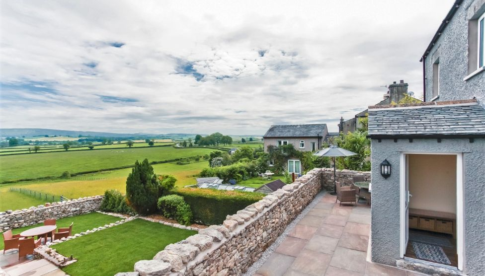Hillberry holiday cottage silverdale lake district 2