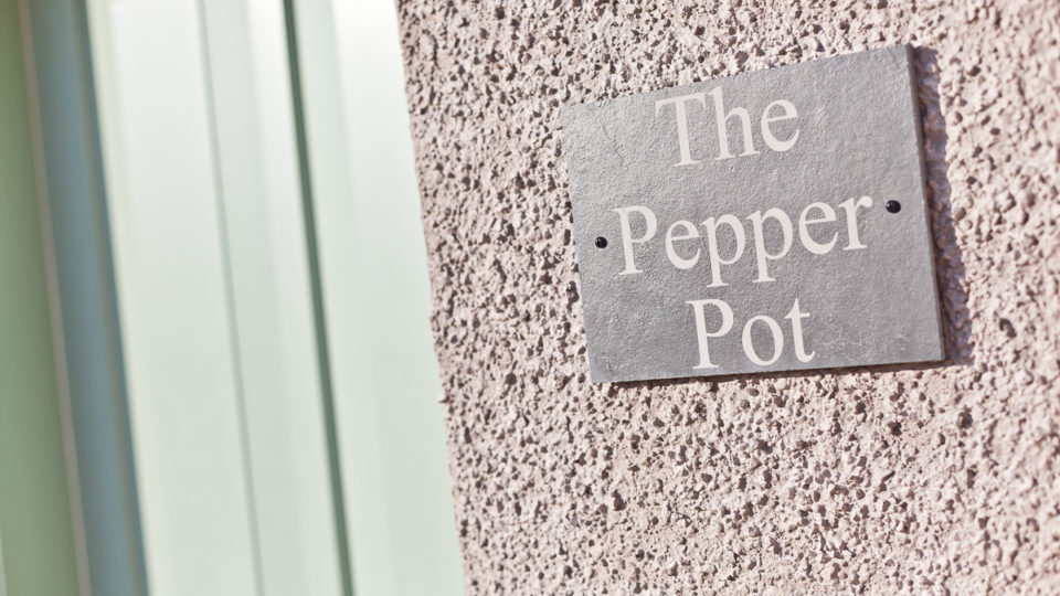 The Pepperpot Sign