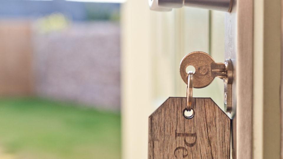 The Pepperpot Key lock