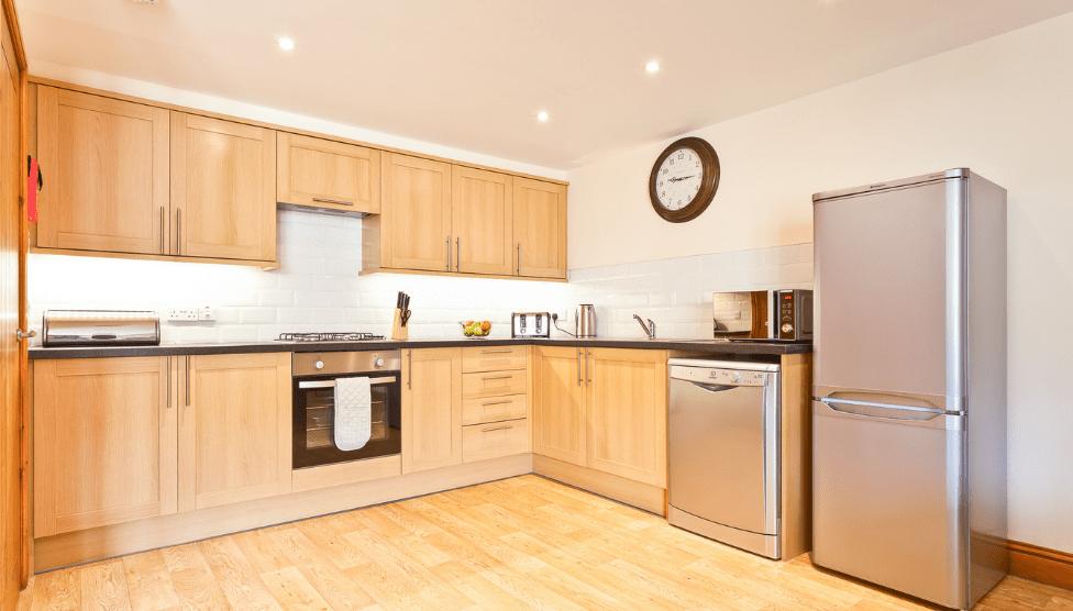 Hollins Cottage kitchen