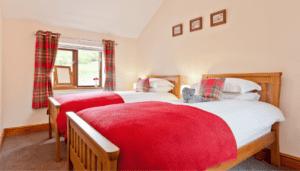 Hollins Cottage Bedroom 2