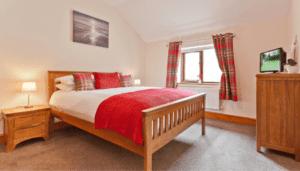 Hollins Cottage Bedroom 3