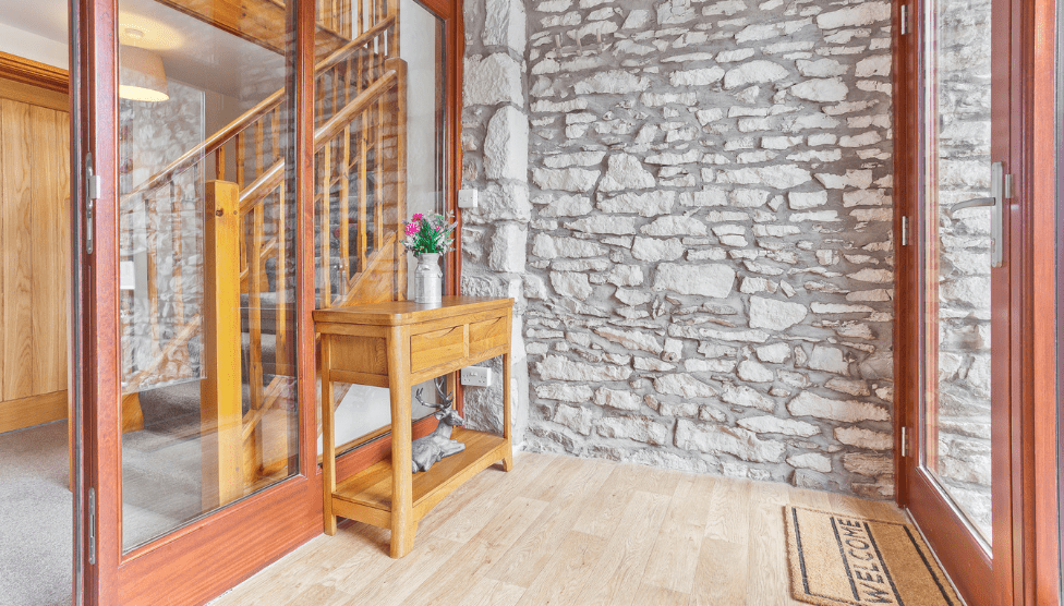 Hollins Cottage Stairs 1
