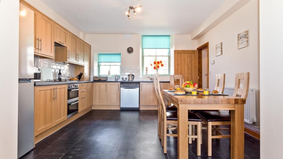 The Knott Cottage Kitchen